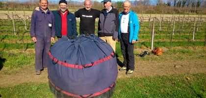 Danke an unseren Aeronaut Andy Nairz - www.alpineballooning.at
