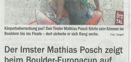 Tiroler Tageszeitung 16.08.2014