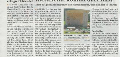 Bezirks Blätter 09.04.2014