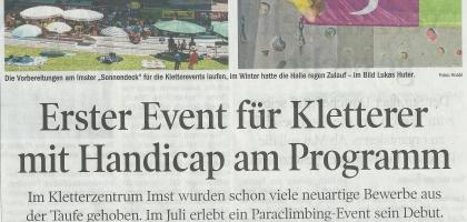 Tiroler Tageszeitung 11.04.2014