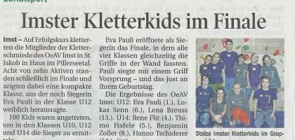 Tiroler Tageszeitung 22.01.2014