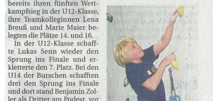 Tiroler Tageszeitung 25.03.2014
