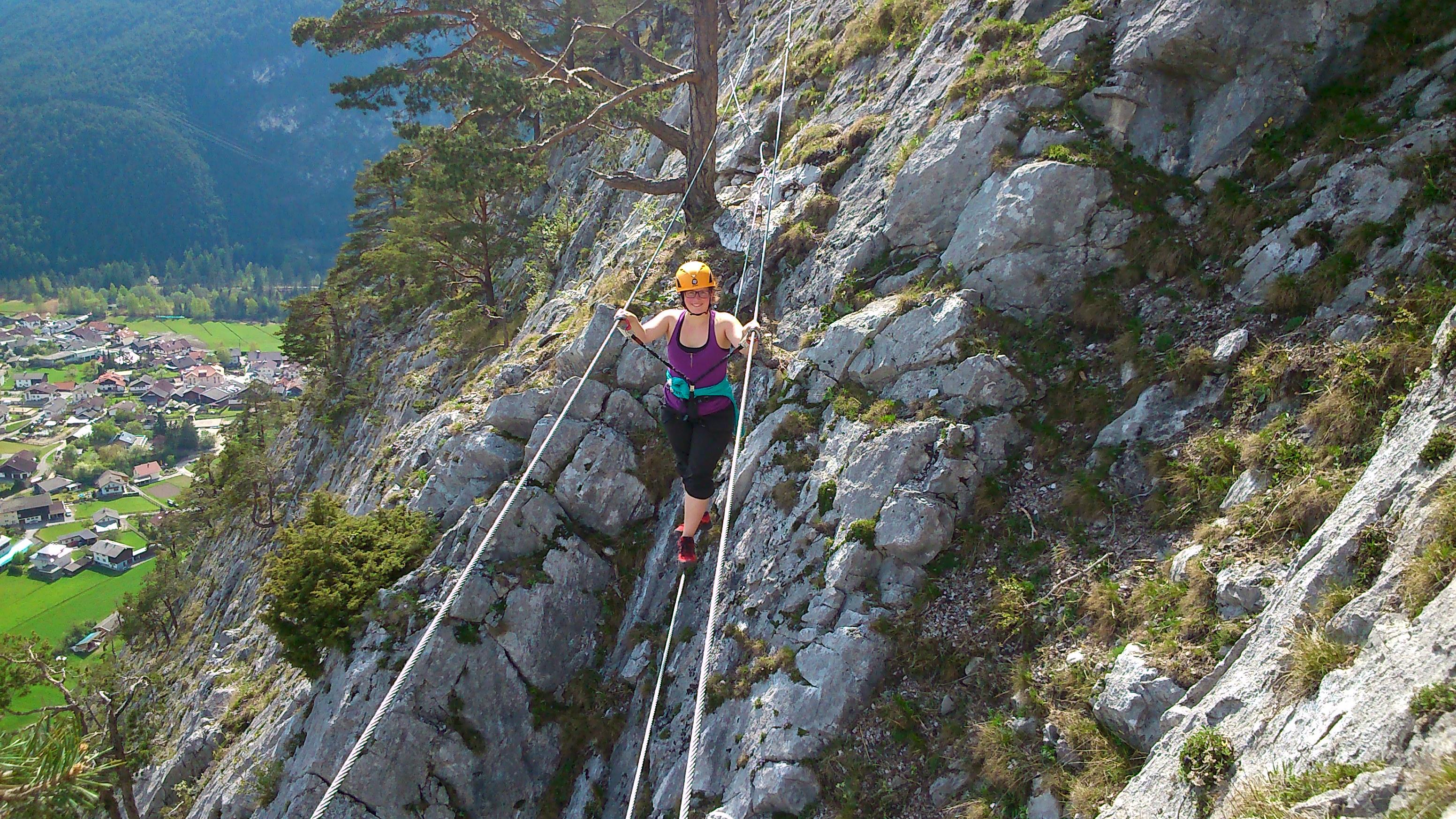 Klettersteig Nassereith : Kletterzentrum imst » leite klettersteig nassereith