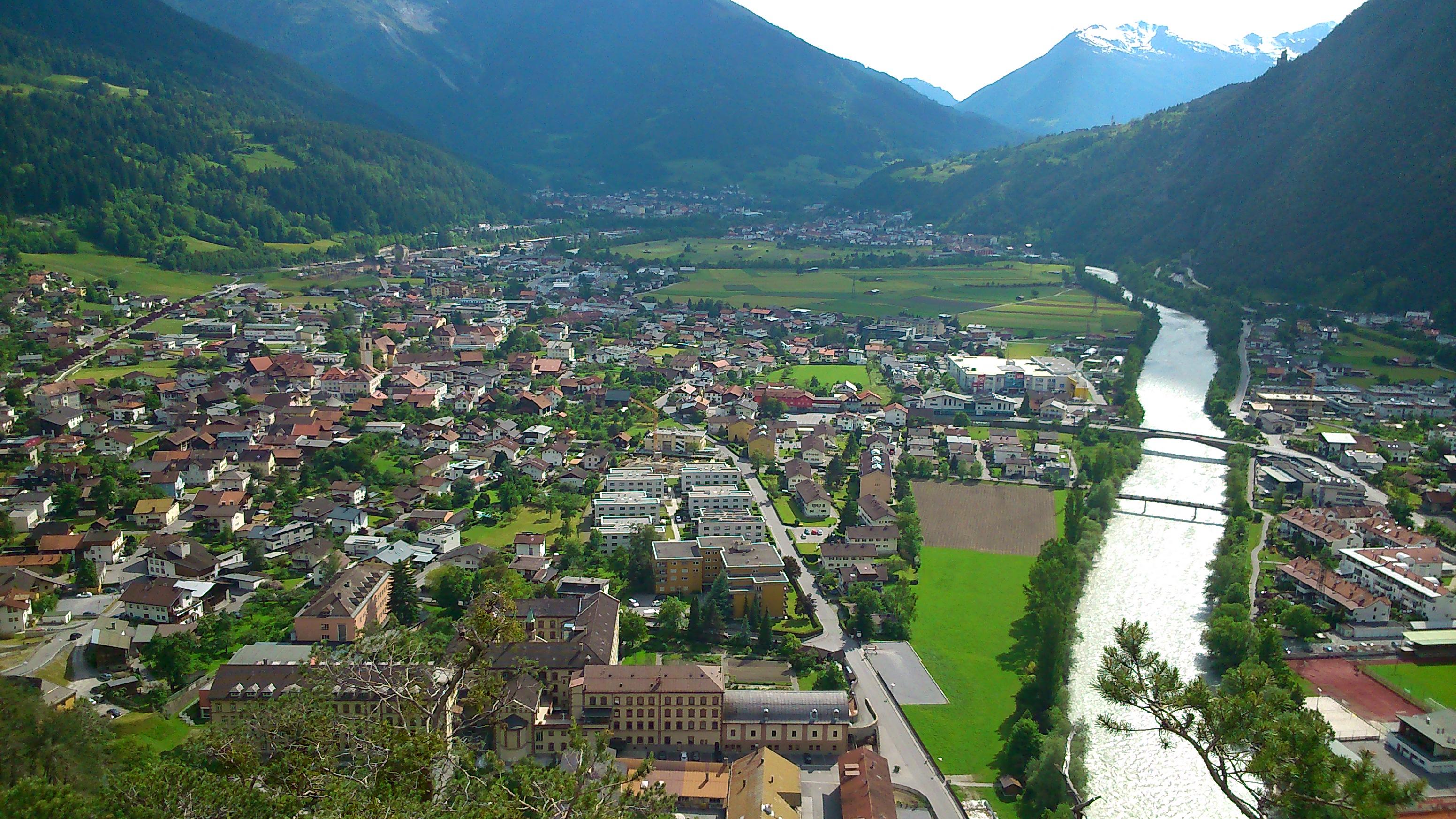 Klettersteig Zams : Bergsport total klettersteigwochen