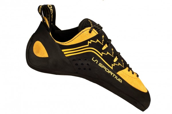 Katana Laces yellow-black (800)