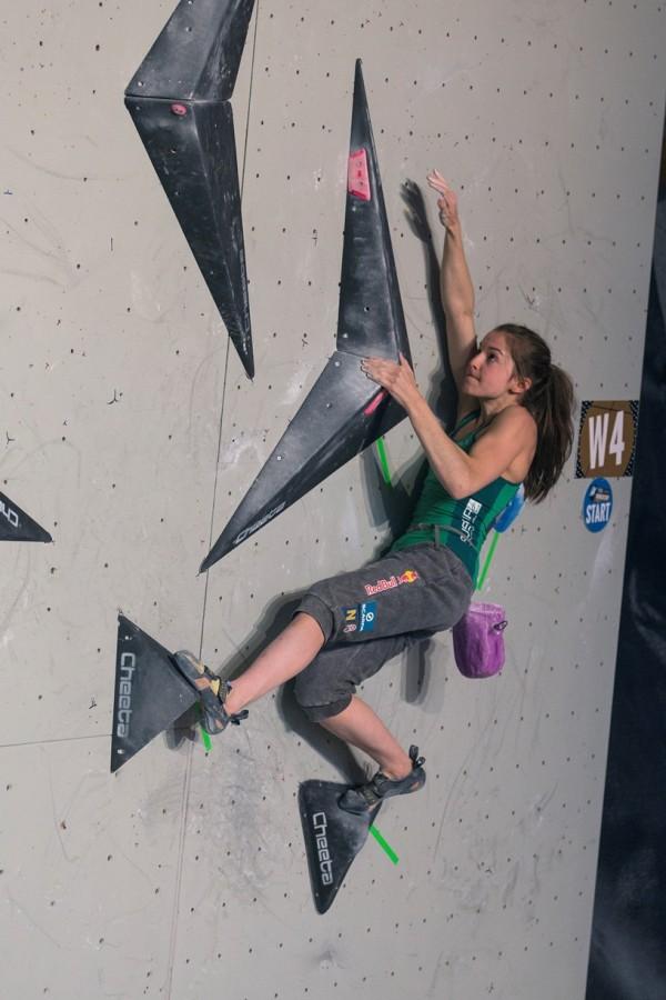 ifsc climbing world cup bouldering 2016 Meiningen
