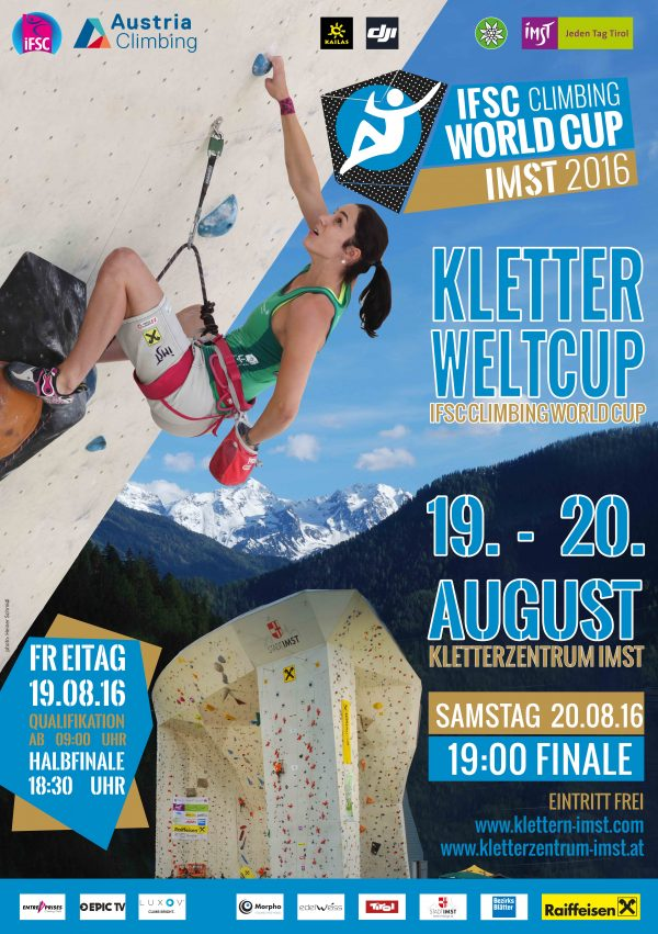IFSC World Cup Imst 2016