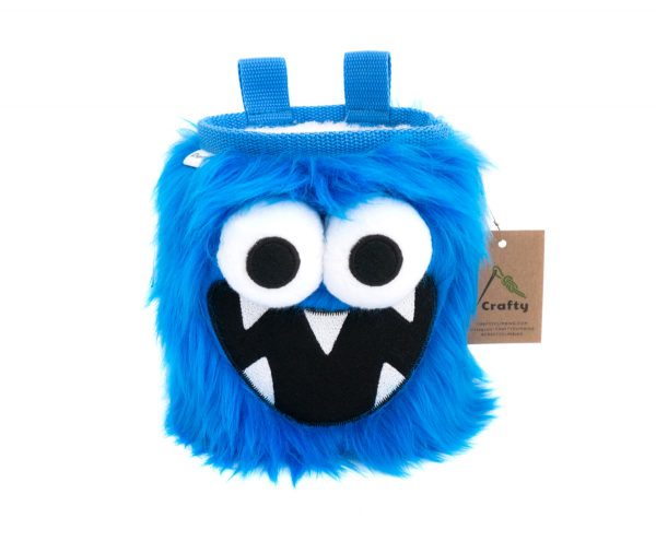 Five Tooth Monster Chalk Bag