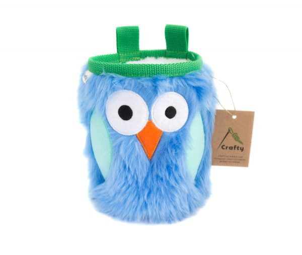 Forest Owl Chalk Bag