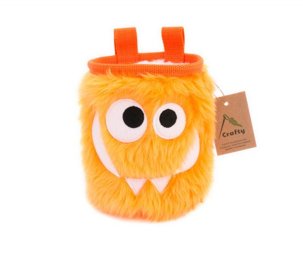 Mandarine Foodie Monster Chalk Bag