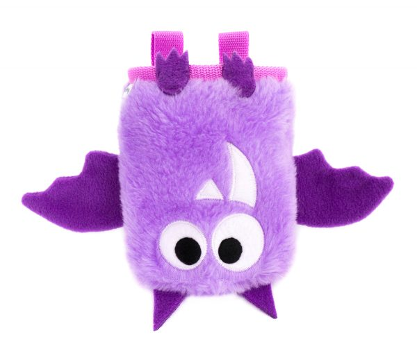 Violet Bat Chalk Bag