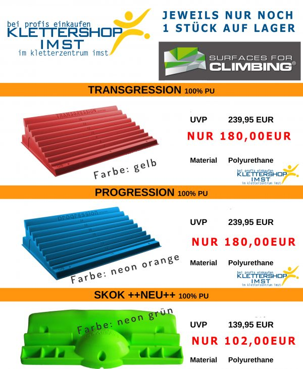 Trainingsboards